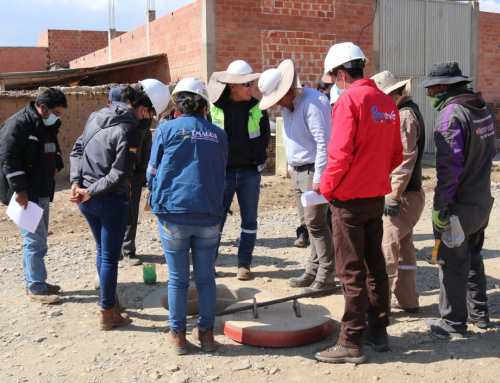 ALCANTARILLADO SANITARIO SAN FELIPE DE SEQUE DISTRITO 4 – EL ALTO (PROASRED)